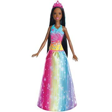 Barbie Magické vlasy - brunetka (0887961620306)