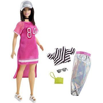 Barbie Modelka s doplňky a oblečky 101 (ASRT0887961535099)
