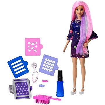 Barbie S žužu vlasy běloška (0887961530933)
