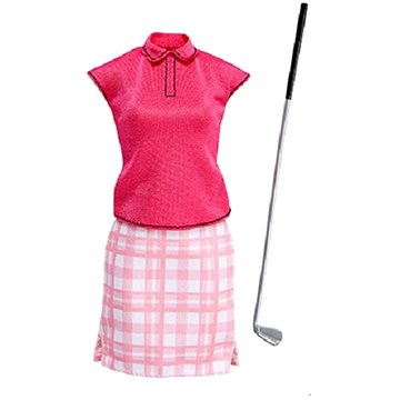 Barbie Profesní oblečení Golfistka (ASRT0887961588576)
