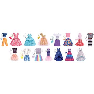 Barbie Šaty s doplňky (ASRT0887961588552)