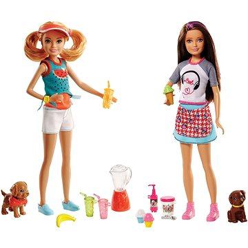 Barbie Vaření a pečení Sestřičky (0887961526905)