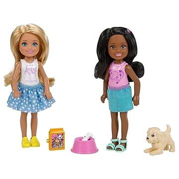 Barbie Chelsea dvojitý set Štěně (ASRT0887961523720)