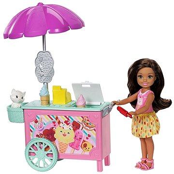 Barbie Chelsea a doplňky s tmavými vlasy (ASRT0887961463620)