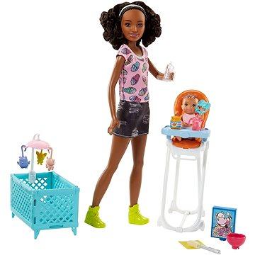 Barbie Chůva herní set III (ASRT0887961531503)