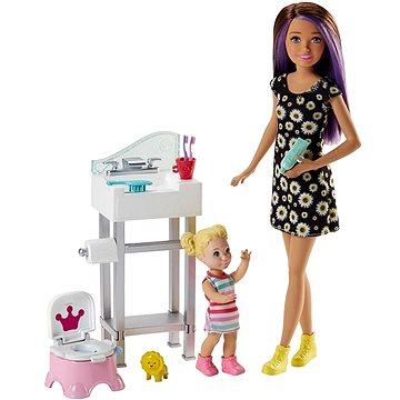 Barbie Chůva herní set IV (ASRT0887961531503)