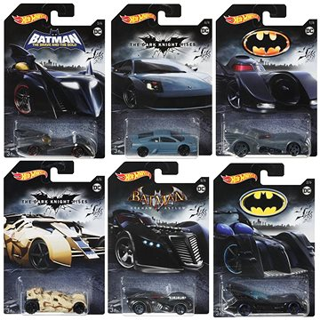 Hot Wheels Batman (0887961545685)