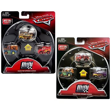 Cars 3 Mini auta Radiatorsprings (ASRT0887961557596)