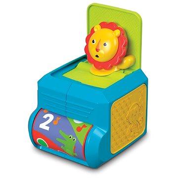Fisher-Price Hudební krabička s překvapením (0887961522105)