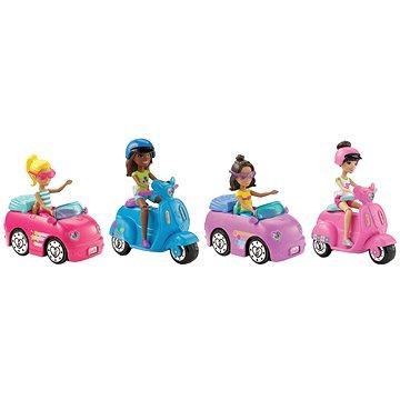 Barbie Mini vozítková panenka (0887961529838)