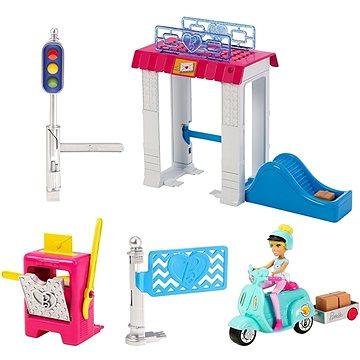 Barbie Mini pošta herní set (0887961529944)