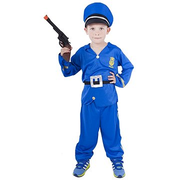 Rappa Policista, vel. S (8590687821330)