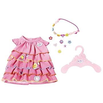 BABY Born Letní šatičky s nacvakávacími ozdobami (4001167824481)