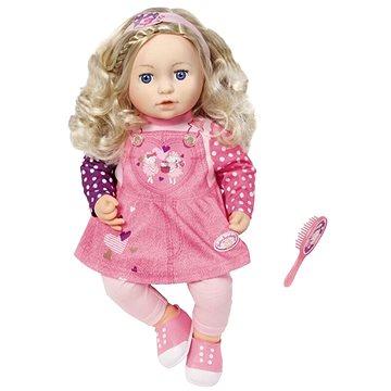BABY Annabell Sophia s vlásky (4001167700648)