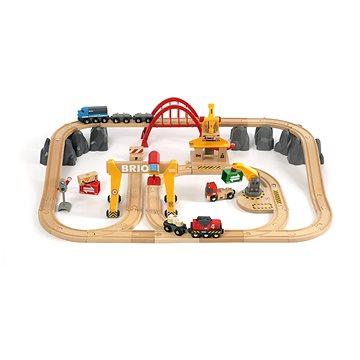 Brio World 33097 Nákladní železniční luxusní sada (7312350330977)