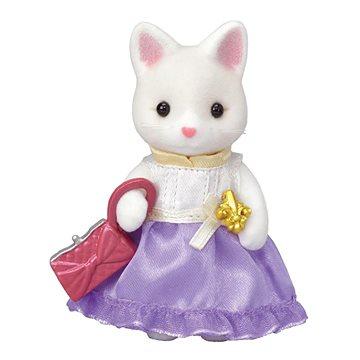 Sylvanian Families Město - hedvábná kočka (5054131060032)