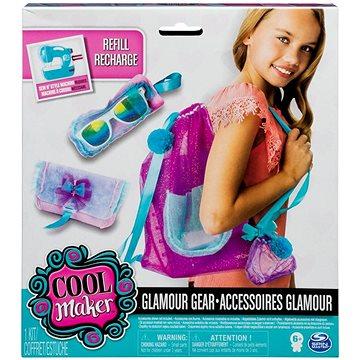 Cool Maker Výroba tašek s ozdobami - růžová (ART778988679814)