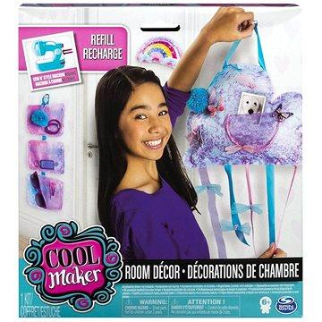 Cool Maker Výroba tašek s ozdobami - fialová (ART778988679814)