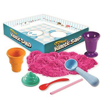 Kinetic Sand Zmrzlinová hrací sada (778988226575)