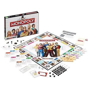 Monopoly The Big Bang Theory, ENG (5036905024037)
