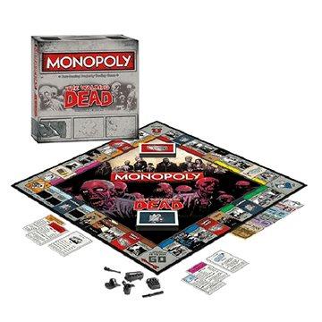 Monopoly Walking Dead, ENG (5036905021470)