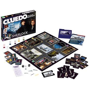 Cluedo Sherlock, ENG (5036905019514)