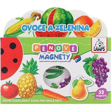Pěnové magnety - Ovoce a zelenina (4820195057216)