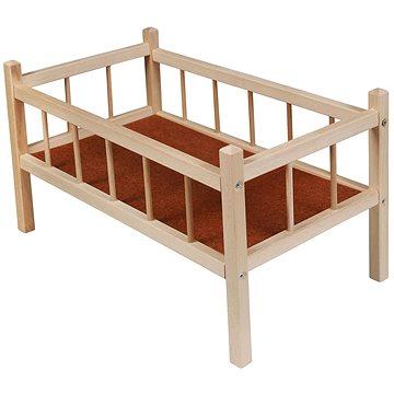 Dřevěná postýlka (8592386112092)