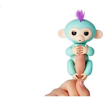 Happy Monkey tyrkysová (8596123201025)
