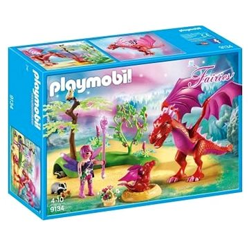 Playmobil 9134 Drak s mládětem (4008789091345)