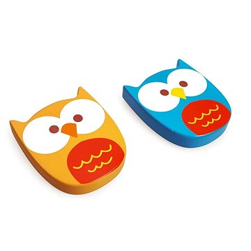 Scratch Chrastící hračka Sovička (5414561818298)