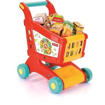 Fisher-Price Dětský nákupní vozík (8690089018069)