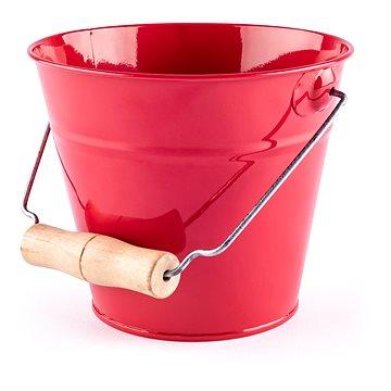 Woody Zahradní kyblík - červený (8591864914654)