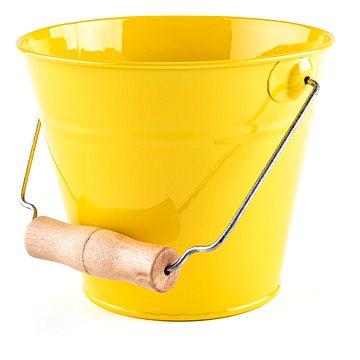 Woody Zahradní kyblík - žlutý (8591864914661)