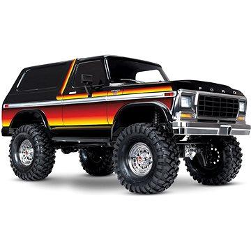 Traxxas TRX-4 Ford Bronco 1:10 TQi RTR oranžový (020334821010)