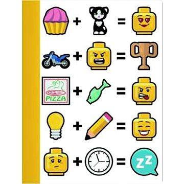 LEGO Iconic bílý (4895028511388)