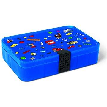 LEGO Iconic Krabička s přihrádkami - modrá (5711938030742)
