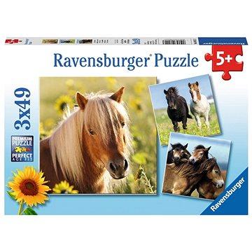 Ravensburger 80113 Sladcí koně (4005556080113)