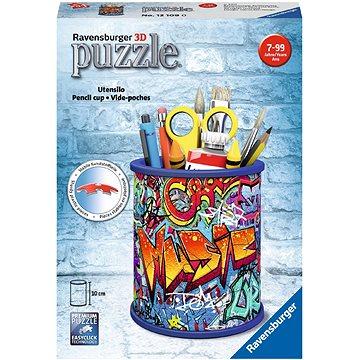 Ravensburger 3D 121090 Stojan na tužky Graffiti (4005556121090)