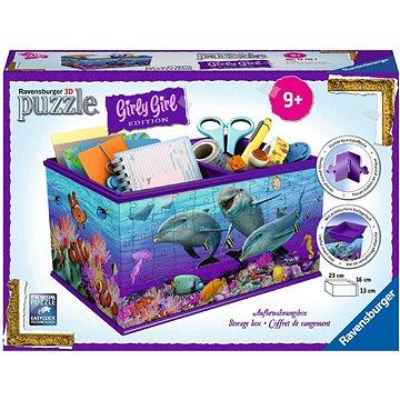Ravensburger 3D 121151 Úložná krabice Podvodní svět (4005556121151)