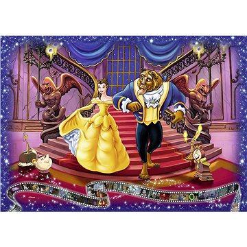 Ravensburger 197460 Disney Kráska a zvíře (4005556197460)