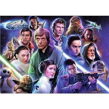 Ravensburger 198887 Disney Star Wars: limitovaná edice 7 (4005556198887)