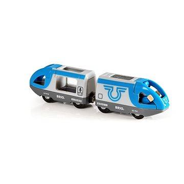 Brio World 33506 Cestovní vlak na baterie (7312350335064)