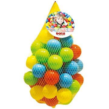 Dolu Farebné plastové loptičky – 50 ks(8690089031501)
