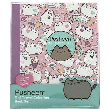 Pusheen Travel Colouring Book (5055918626038)