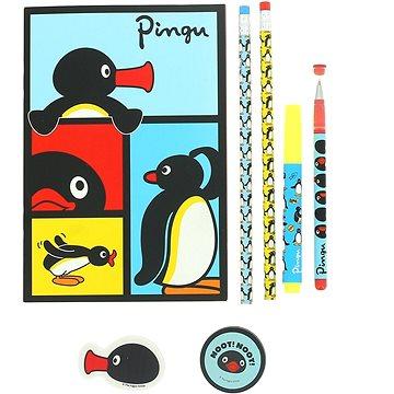 Pingu Super Poznámkový Set (5055918625635)