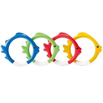 Intex Ponorné kroužky Rybka (6941057408323)