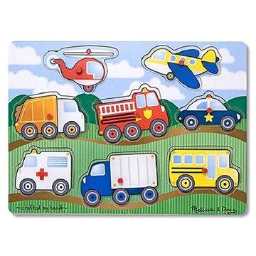 Skládačka dopravní prostředky (772190510)