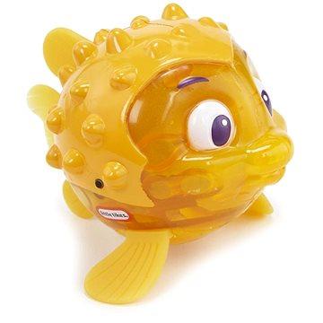 Svítící rybka - žlutá (0050743638237)