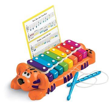 Little Tikes Tygřík klavír a xylofon (0050743629877)